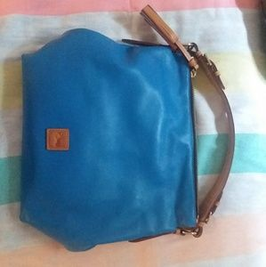 NWOT Dooney and Bourke Leather Hobo Bag